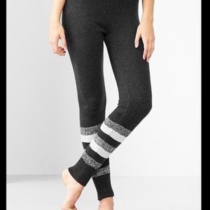 Gap Body Knit Sweater Wool Blend Leggings